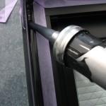 中央区 旭工業繊維様より外壁塗装工事